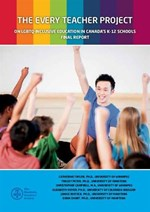 The Every Teacher Project: On LGBTQ-inclusive Education in Canada
